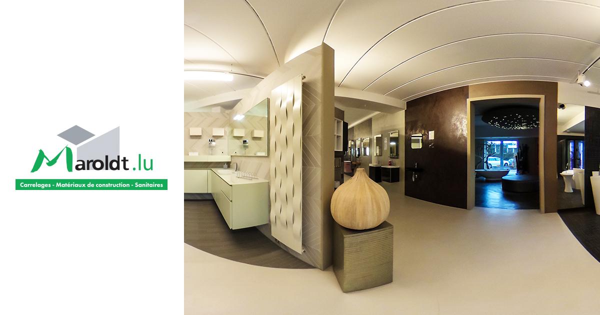 Maroldt Luxembourg Un Esprit Et Un Savoirfaire à Votre Service - Sanitaires salle bain luxembourg