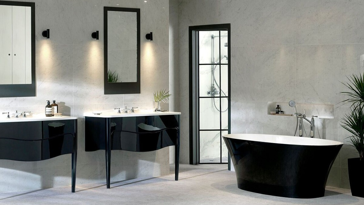 Salle de bains Maroldt ensemble meuble Victoria & Albert gamme ionian