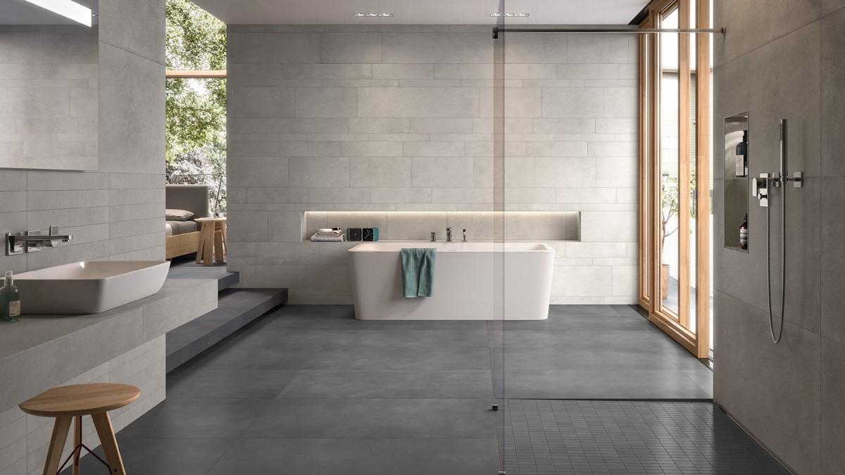 Maroldt salle de bains carrelages villeroy boch gamme for Carrelage villeroy et boch salle de bain