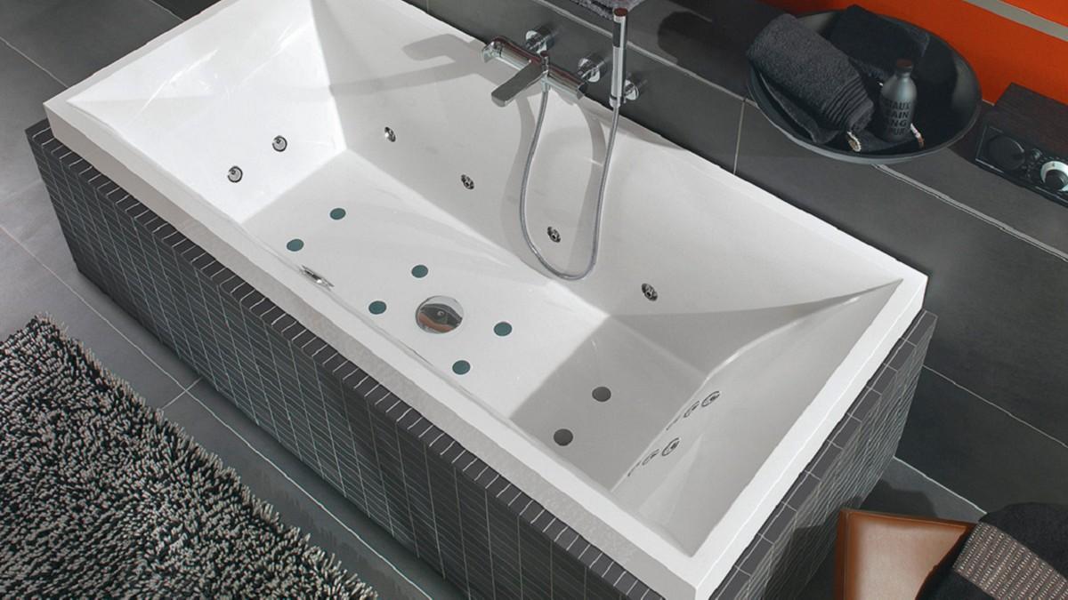 baignoire villeroy gratifiant baignoire villeroy et boch. Black Bedroom Furniture Sets. Home Design Ideas